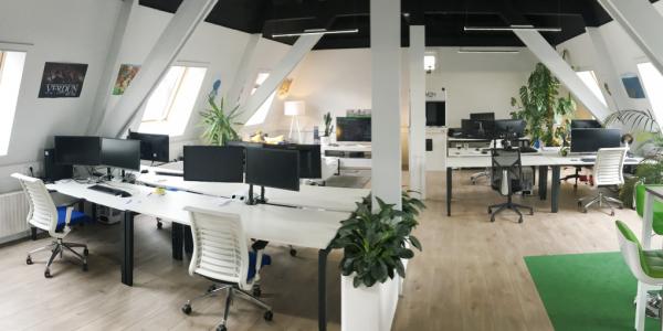 M2H Kerkplein Office Overview