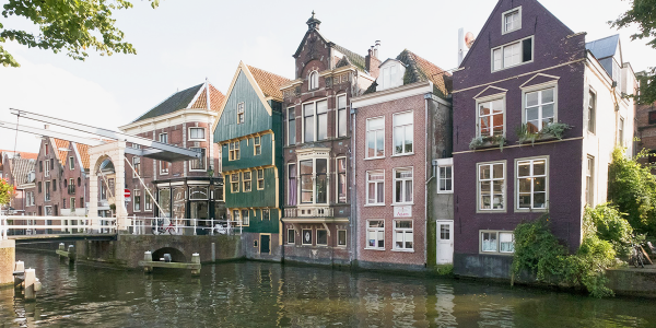 Old City Of Alkmaar